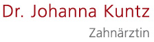 Logo: Dr. Johanna Kuntz